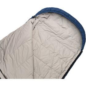 Grüezi-Bag Biopod Wolle Marmot Comfort Sleeping Bag night blue